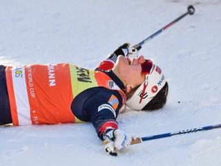 Procházková v kvalifikácii šprintu neuspela, chýbali jej dve stotiny