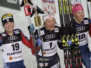 Vyhrali Nórka a Talian. Fallová a Pellegrino sú majstrami sveta v šprinte