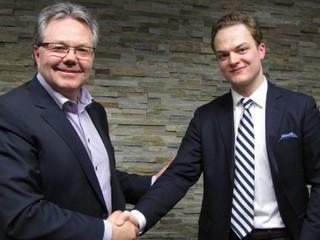 Nováčik NHL Las Vegas Golden Knights podpísal svojho prvého hráča