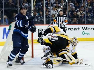 Daňo strelil prvý gól po zranení, v NHL skóroval po takmer štyroch mesiacoch