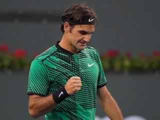 Federer odvrátil dva mečbaly a v Miami postúpil do semifinále