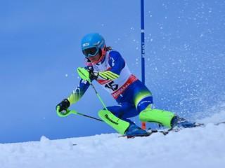 Slovenka dosiahla v pretekoch kategórie FIS dve víťazstvá