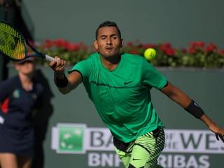 Federer je v Indian Wells už v semifinále, Kyrgios proti nemu nenastúpi