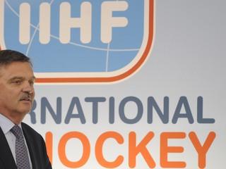 IIHF je pripravená zaplatiť poistenie hráčov NHL na olympiáde, tvrdí Fasel