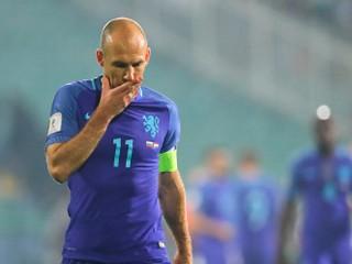 Vrátil sa tam, kde sa všetko začalo. Robben absolvoval prvý tréning s Groningenom