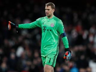 Neuer bol po pol roku opäť na trávniku. Bol to pre mňa dôležitý krok, uviedol