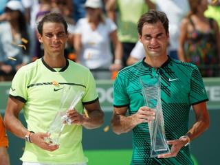 Federer má parádnu formu. Opäť zdolal Nadala a titul získal aj v Miami