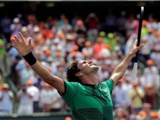 Najbližšie bude hrať zrejme až na Roland Garros. Federer chce byť opäť svetovou jednotkou