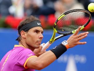 Nadal postúpil v Barcelone do štvrťfinále, ďalej ide aj Thiem či Murray