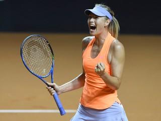 Šarapovová získala miestenku v kvalifikácii Wimbledonu
