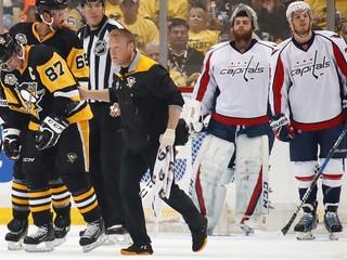 Z otrasu mozgu sa zotavoval takmer dva roky. Ako dlho bude chýbať Crosby tentoraz?
