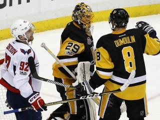 Pittsburgh uspel aj bez najväčšej hviezdy a vybojoval si postupový mečbal