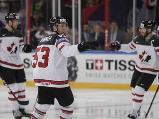 Kanada napokon zdolala Česko, dala mu štyri góly
