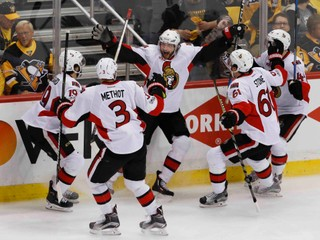 Ottawa začala sériu lepšie, vyhrala v Pittsburghu