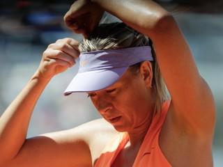 Šarapovová na Roland Garros hrať nebude, nedostala voľnú kartu