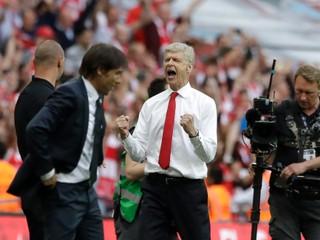 Utvoril rekord súťaže. Arsenal vyhral FA Cup, vo finále zdolal Chelsea
