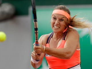 Cibulková deklasovala svoju súperku a postúpila do druhého kola Roland Garros