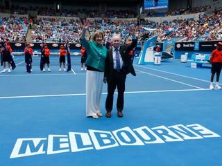 Tenisovú rekordérku kritizujú za názory. Courtová však štátne vyznamenanie nevráti