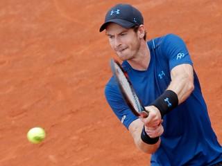 Budúci týžden obhajuje triumf na Wimbledone. Murray pre zranenie neodohrá exhibičný zápas v Hurlinghame