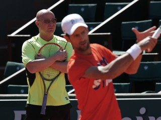Spolupráca Djokoviča s Agassim nevydrží, tvrdí bývalý Berdychov tréner