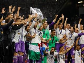 Dokázal to ako prvý v histórii. Real Madrid zdolal Juventus a obhájil titul v Lige majstrov