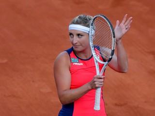 Favoritkami boli ich súperky. Do semifinále Roland Garros postúpili Bacsinszká a Ostapenková