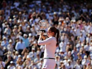 Tak vysoko ešte nebola. Nová hviezda z Roland Garros urobila v rebríčku výrazný posun