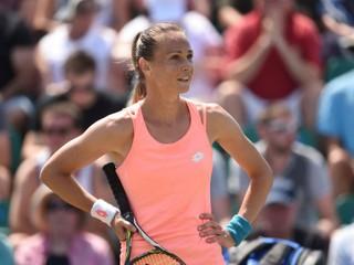 Rybáriková sa vo Wimbledone predstaví v hlavnej súťaži, pomohli jej odhlásenia súperiek