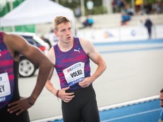 Volko získal na ME do 23 rokov striebro na 100 metrov