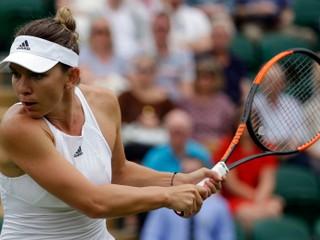 Halepová postúpila vo Wimbledone ďalej, darilo sa i Williamsovej (súhrn 1. hracieho dňa)