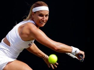 Tretí set vyhrala 9:7. Cibulková po veľkom boji postúpila do druhého kola vo Wimbledone