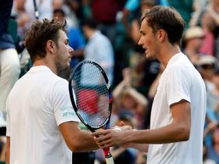 Wawrinka vo Wimbledone vypadol, Murray a Nadal boli suverénni (súhrn 1. hracieho dňa)