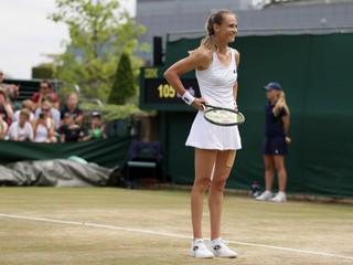 Rybáriková je vo zvláštnej situácii. V osemfinále Wimbledonu bude favoritkou