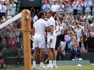 Nadal vo Wimbledone skončil, po päťsetovej dráme nestačil na Mullera (súhrn 7. hracieho dňa)