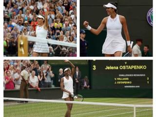 Muguruzová v semifinále vyzve Rybárikovú, Williamsová Kontovú (súhrn 8. hracieho dňa)