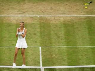 Rybáriková ako prvá Slovenka postúpila do semifinále Wimbledonu