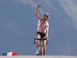 Poslednú horskú etapu vyhral Barguil, Froome ubránil žltý dres