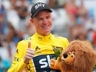 Froome štvrtý raz vyhrá Tour de France, Bardet uhájil tretie miesto o sekundu