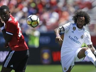 O víťazovi rozhodol penaltový rozstrel. Manchester United zdolal Real Madrid