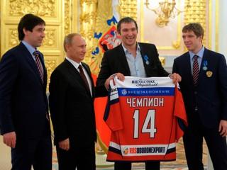 V Rusku dopujú aj hokejisti, zákaz činnosti dostal trojnásobný majster sveta