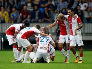 Slavia si rozdelila body v derby s Bohemians
