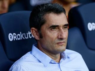 Valverde zostane trénerom Barcelony, ak s ním budú všetci spokojní
