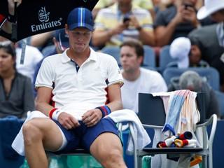 Berdych vypadol po pätnástich rokoch z prvej stovky rebríčka ATP