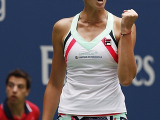 Plíšková zdolala v otváracom zápase v Singapure Venus Williamsovú