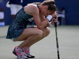 Rybáriková nestačila na Muguruzovú ani na US Open, opäť získala iba dva gemy