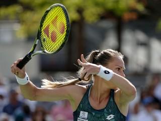 Rybáriková otočila zápas a v Linzi postúpila do semifinále