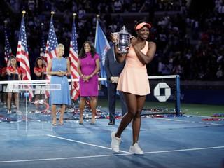 Stephensová prekvapivo hladko zdolala Keysovú a vyhrala US Open