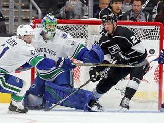 Odštartovala príprava na NHL, Vancouver vyhral v Los Angeles