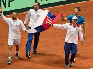 Slovenskí tenisti sa v Davisovom pohári stretnú s Bosnou a Hercegovinou