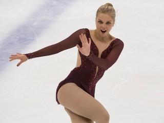 Krátky program na Nepela Trophy v Bratislave ovládla Medvedevová, Rajičová skončila ôsma